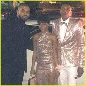 Drake Makes His Cousin's Prom Unforgettable