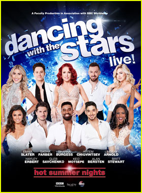'Dancing With the Stars' Tour 2017 Dancers & Dates Announced!