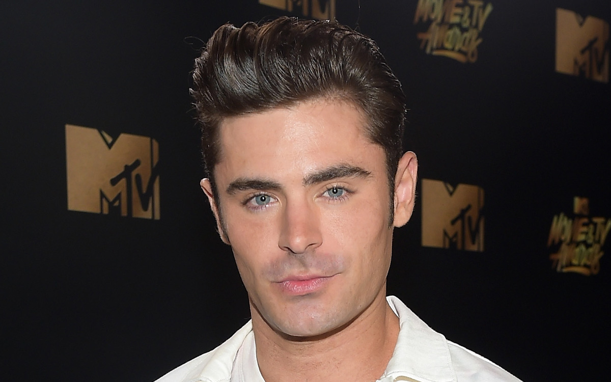 Zac Efron Signs On for...
