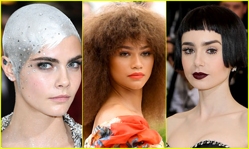 The Fiercest Hair Moments at Met Gala 2017