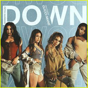 Fifth Harmony Debuts New 'Down' Single Artwork