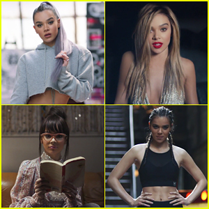 Hailee Steinfeld Debuts Empowering 'Most Girls' Music Video - Watch Here!