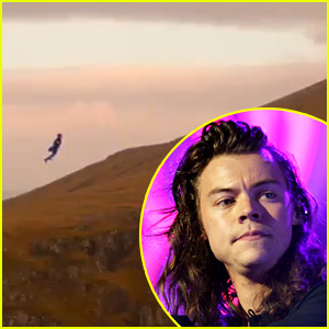 Harry Styles Flies Away in 'Sign of the Times' Video Teaser