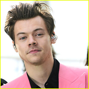 Harry Styles Tried to Stage Dive at an Album Release Party & It Didn't Go Well
