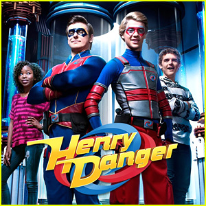 Nickelodeon Announces 'Henry Danger' Big Screen Movie Coming!