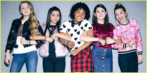EXCLUSIVE: L2M Stars in YouTube Red's 'Hyperlinked' About Girls Who Code, Launches Today