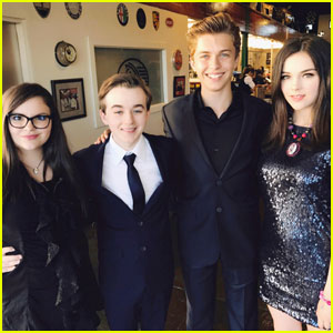 Jacob Hopkins, Marlowe Peyton & More Step Out For A Great Cause (Exclusive Photos)