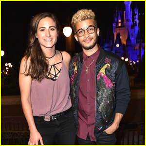 Jordan Fisher Performs 'Happily Ever After' With Angie Keilhauer in Orlando