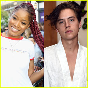 Keke Palmer Admits She Used to Have Major Crush on Cole Sprouse