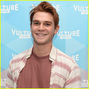Riverdale's KJ Apa Reveals How He Really Got the Scar on His Head