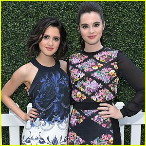 Vanessa Marano Made Laura Marano Sign Contracts When She Was Younger & Laura Found One!
