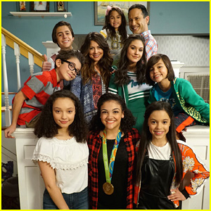 Laurie Hernandez is Guest Starring on Disney's 'Stuck in ...