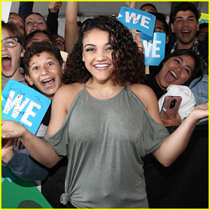 Laurie Hernandez Opens Up About Being a Role Model After Receiving Fan Mail