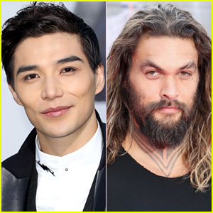 Ludi Lin Lands Role in 'Aquaman' Movie!