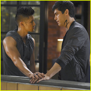 Matthew Daddario & Harry Shum, Jr. Tease What's Ahead of Malec on 'Shadowhunters'