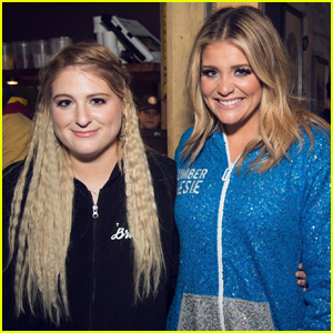 Meghan Trainor Surprised Singer Lauren Alaina In The Best Way For Her #1 Song 'Road Less Traveled'