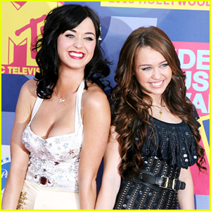Miley Cyrus Says Katy Perry's 'I Kissed a Girl' Is About Her!