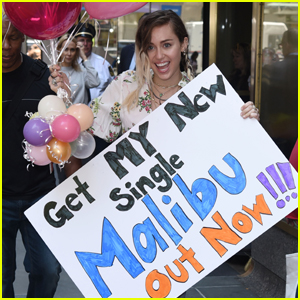 Miley Cyrus Is Taking Over NBC to Promote 'Malibu' - Watch Now!