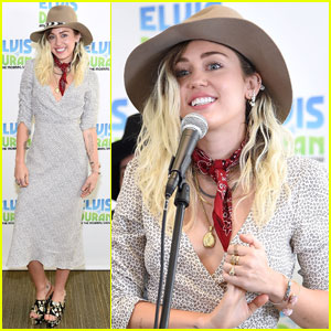Miley Cyrus Admits She Steals Stuff From Her Sister Noah's Room