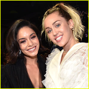 Miley Cyrus & Vanessa Hudgens's Disney Channel Reunion at the Billboard Music Awards 2017