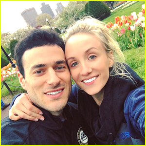 Nastia Liukin & Fiance Matt Lombardi Postpone Their Wedding