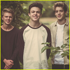 DEBUT: Meet Hollywood Record's British Band New Hope Club -- Video of Their First U.S. Single Inside