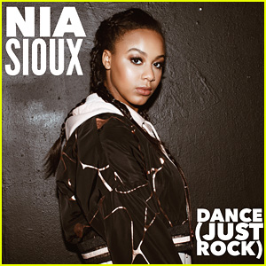 Nia Sioux Drops New Single 'Dance (Just Rock)' & JJJ Has Exclusive Scoop!