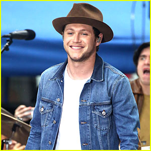 Niall Horan Goes Solo for 'Today Show' Concert - Watch Now!