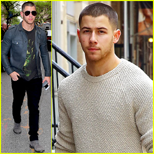 Who Is Hotter: Nick or Joe Jonas? Nick Answers This Very Tough Question!