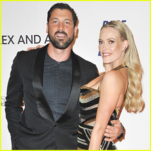 Peta Murgatroyd Dishes On Her Wedding Dress & It's Stunning!