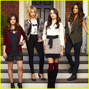 Ashley Benson Was The One Who Found The 'Pretty Little Liars' Theme Song