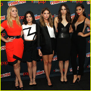 The 'Pretty Little Liars' Cast Reflects on the Show's Social Media Impact
