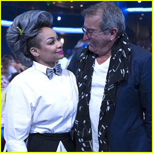 Raven Symone & Kenny Ortega Had A 'Cheetah Girls' Reunion & Barely No One Noticed!