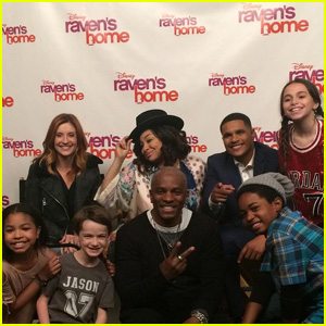 'Raven's Home' Stars Share Instagrams From First Live Taping