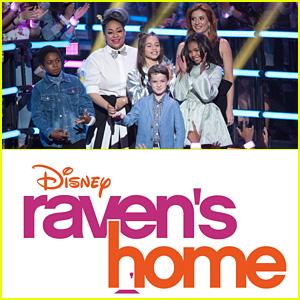'Raven's Home' Set To Premiere After 'Descendants 2' On July 21st!