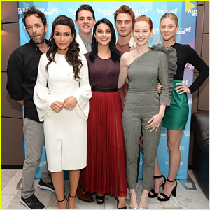 KJ Apa & Luke Perry Dish On If Fred Survives For 'Riverdale' Season 2