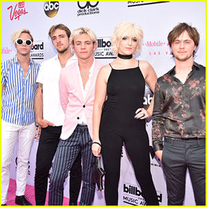 Rydel Lynch Gives Off 'Grease' Vibes at the Billboard Music Awards 2017