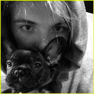 Ryland Lynch Got The Cutest French Bulldog Puppy & His Entire Fam Is Obsessed