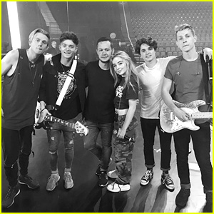 Sabrina Carpenter & The Vamps Team Up For 'Hands' Collab with Mike Perry - Listen Here!