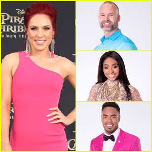 Sharna Burgess Says Any Of The Finalist Could Win 'Dancing With The Stars'