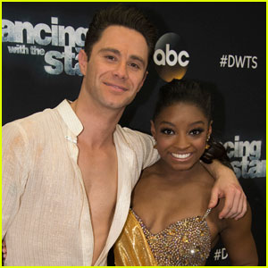 Simone Biles Fans Are Not Happy About Her 'DWTS' Eimination