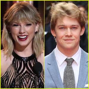 Taylor Swift Has a New Super Cute Brit In Her Life - Actor Joe Alwyn!