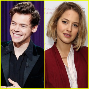 Tess Ward Breaks Silence on Harry Styles' Dating Rumors