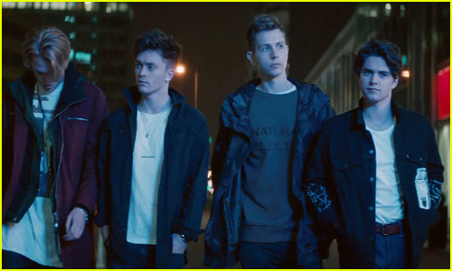 The Vamps Drop 'Middle of the Night' Music Video