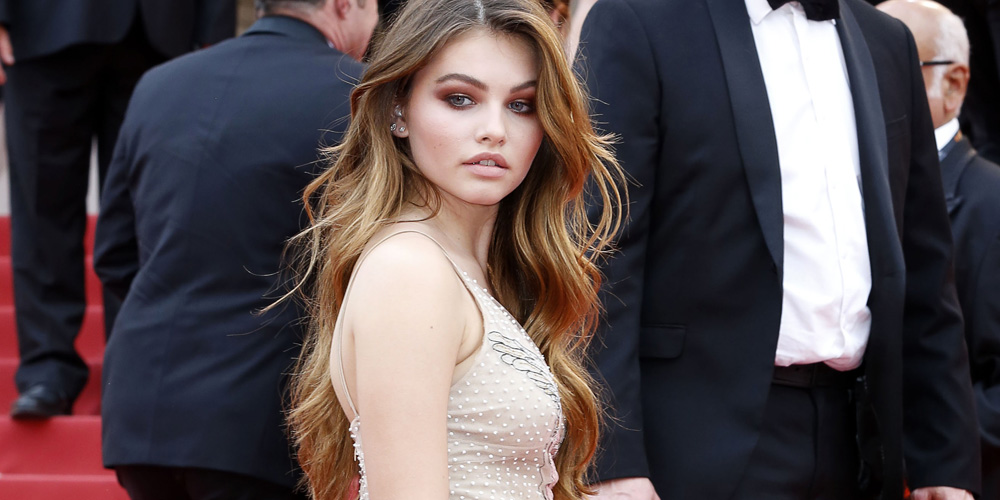 French Model Thylane Blondeau Dazzles At Cannes Film Festival 2017 2017 Cannes Film Festival