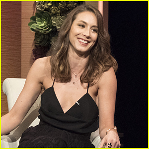 Troian Bellisario Laughs About The Time She Lost Her Phone & It Went To Coachella Without Her