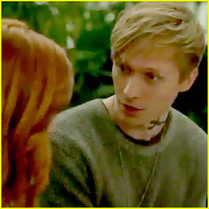 Will Tudor Makes Katherine McNamara Cry in New 'Shadowhunters' Promo