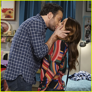 Josh Kisses Sofia On Spring Finale of 'Young & Hungry'