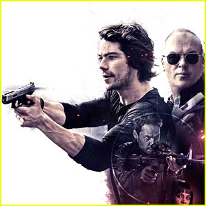 Dylan O'Brien's New 'American Assassin' Poster Debuts!