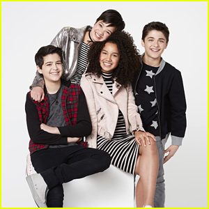 'Andi Mack' Stars Celebrate National Best Friends Day With Exclusive Clip!
